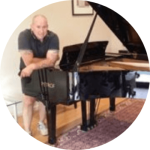 Alan - Piano Removalist, Business Owner